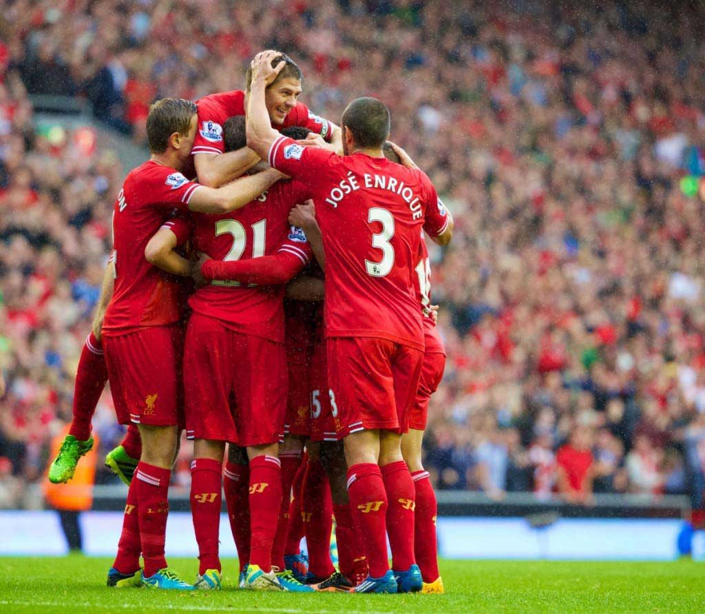 Football - FA Premier League - Liverpool FC v Stoke City FC