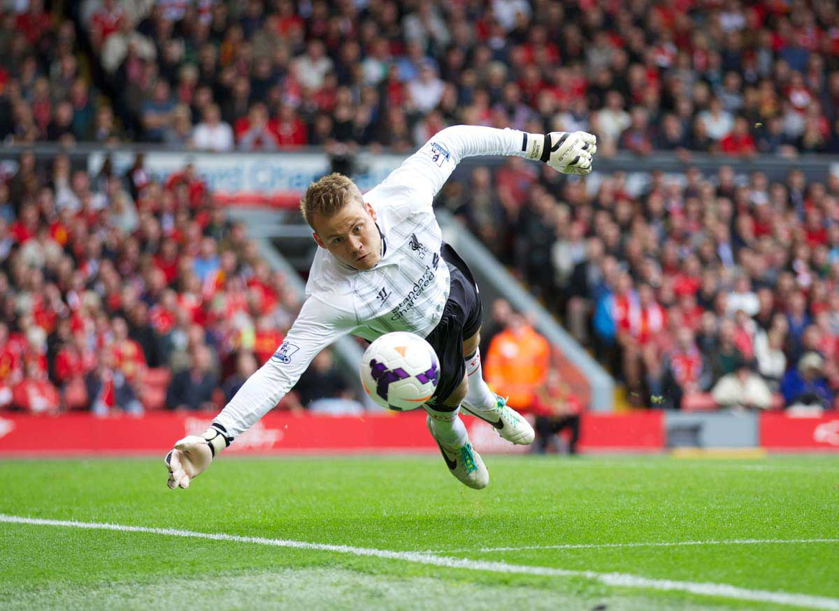 LIVERPOOL: MIGNOLET CAN REIN SUPREME