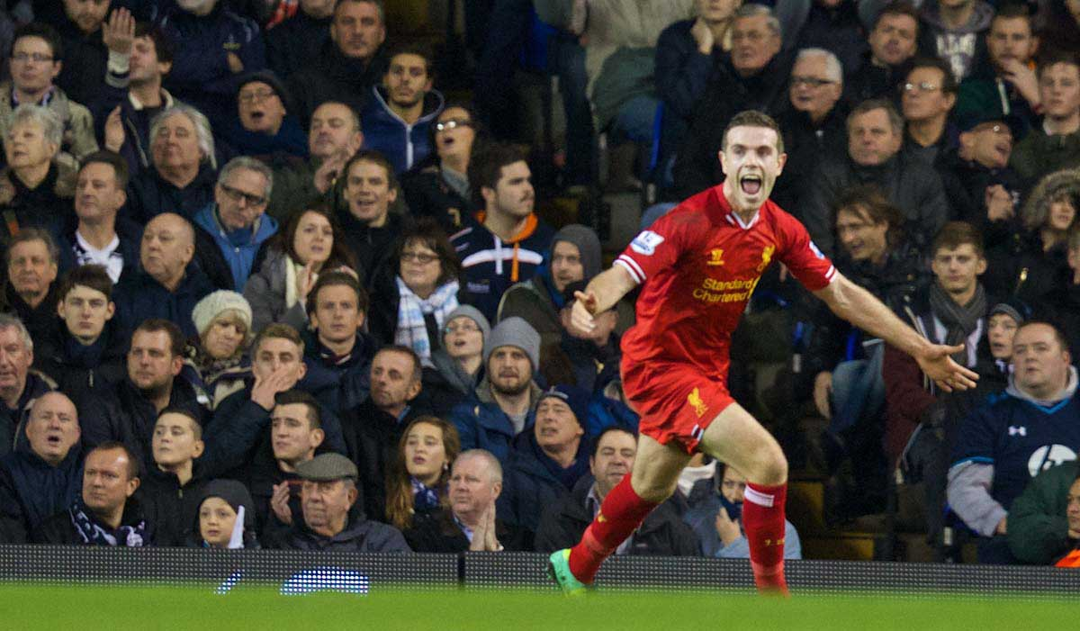 LIVERPOOL: PROCEED WITH TOTAL ABANDON