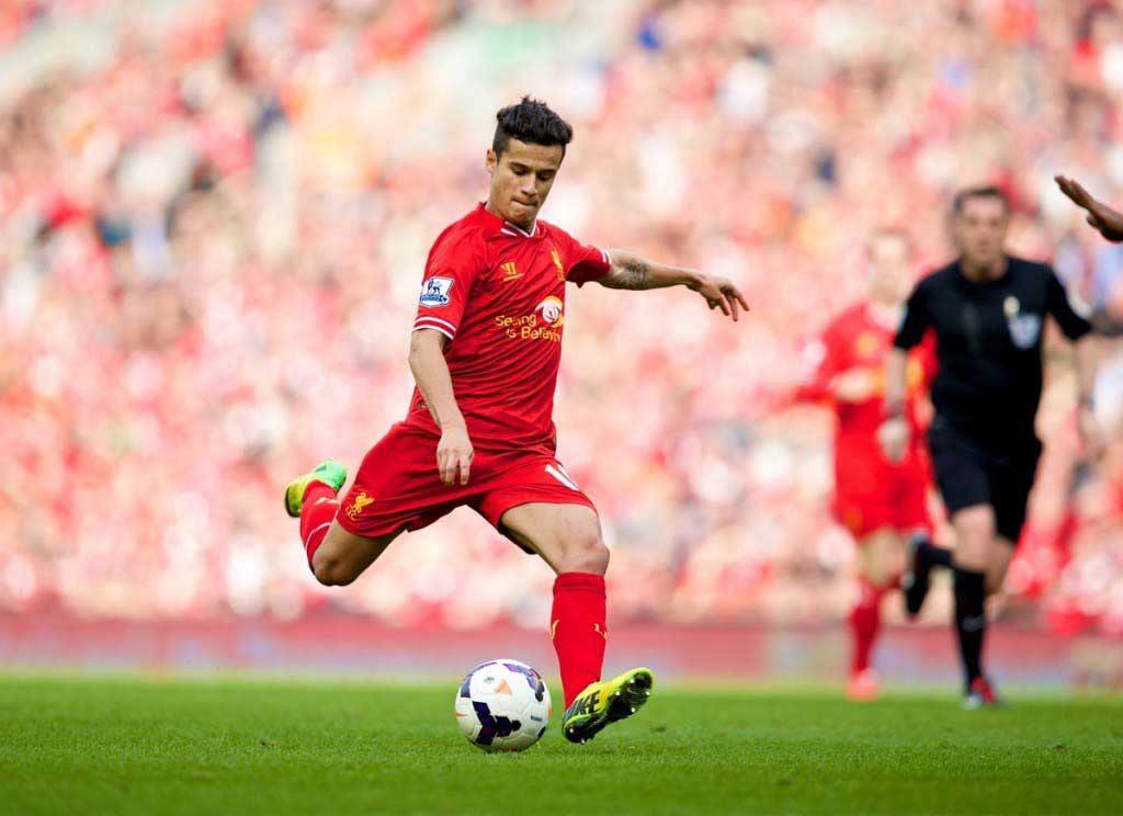 Football - FA Premier League - Liverpool FC v Tottenham Hotspur FC