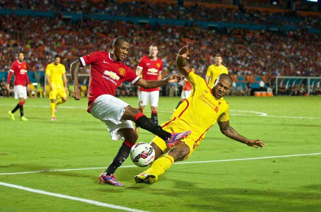 Football - Liverpool FC Preseason Tour 2014 - Liverpool FC v Manchester United FC