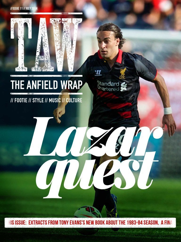 #TAW11 Cover