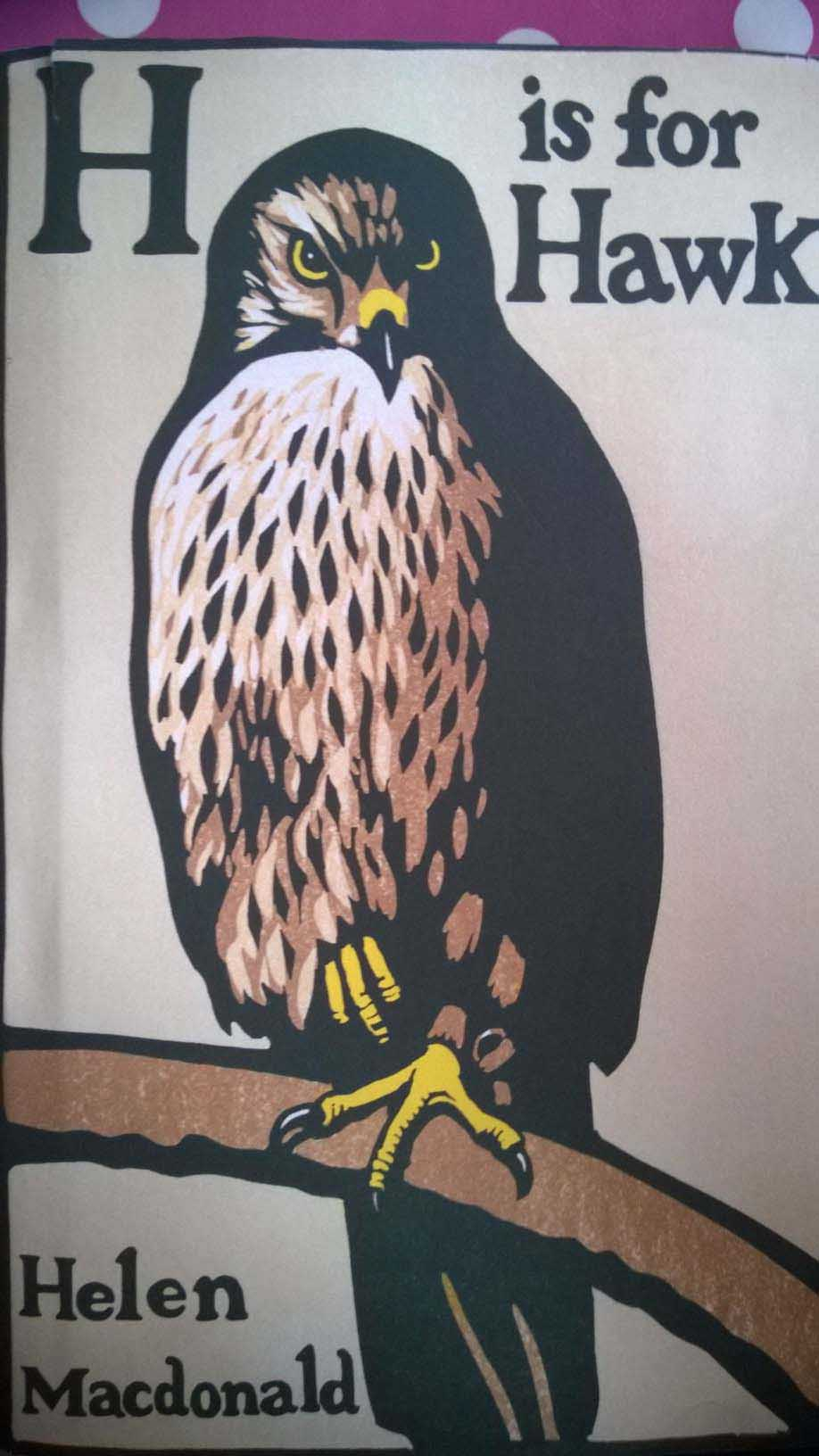 BOOK REVIEW: H IS FOR HAWK