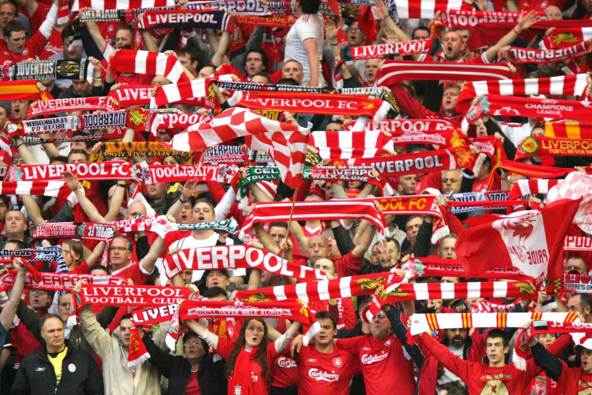 RHYTHM AND BOOZE: WHY WE SHOULD ALL SING MORE AT THE MATCH
