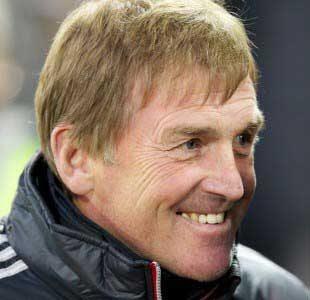 Sir Kenny Dalglish Liverpool 2011