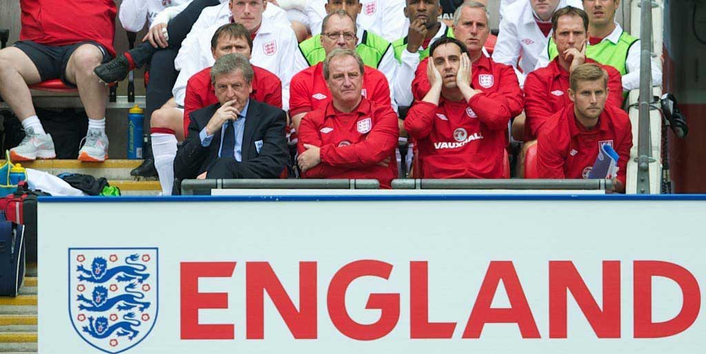 International Football - Friendly - England v Belgium