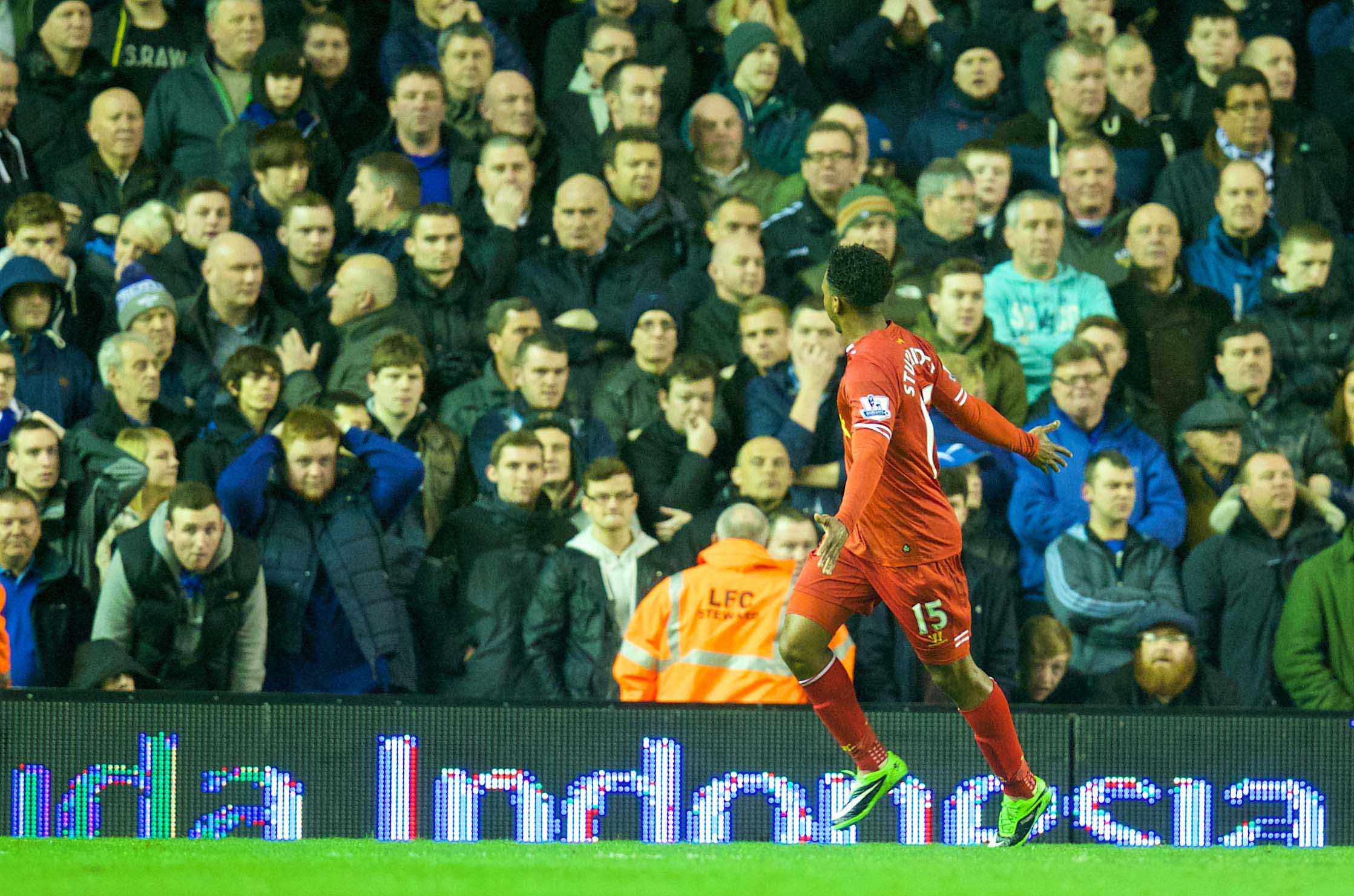 Football - FA Premier League - Liverpool FC v Everton FC