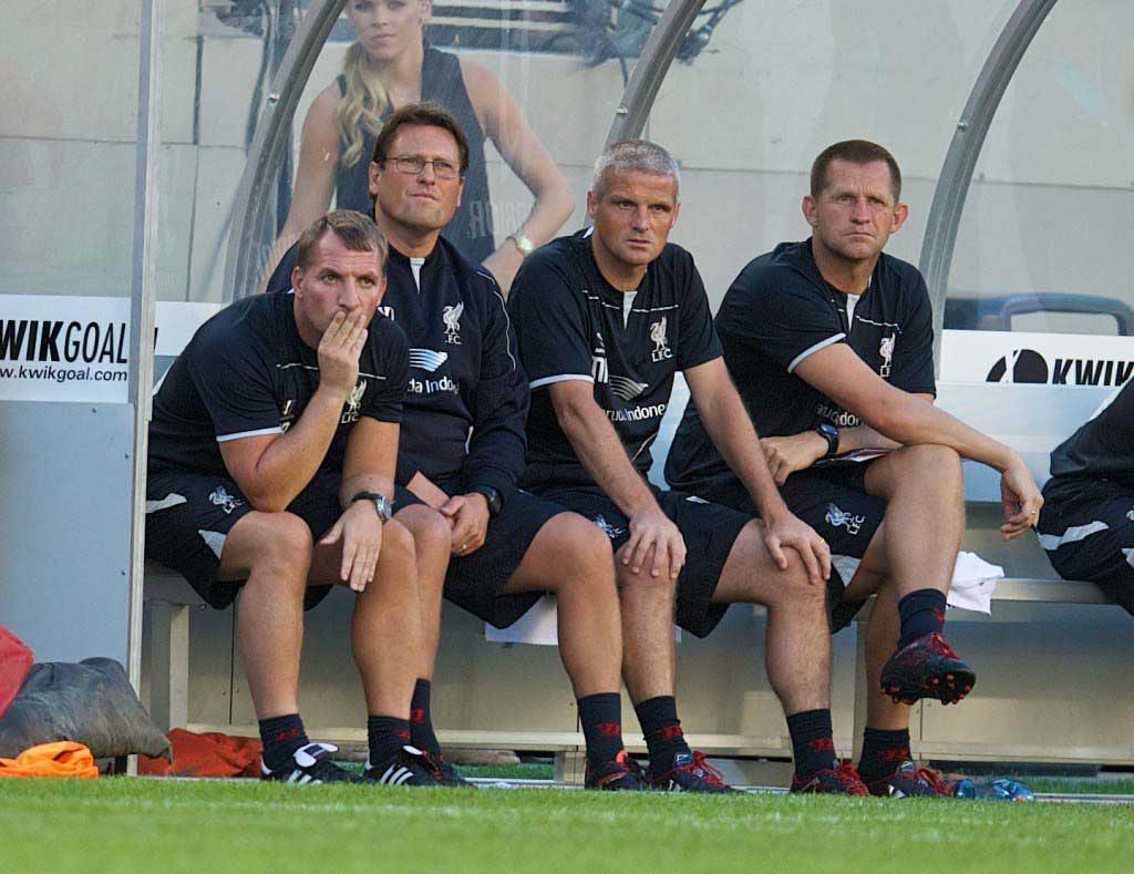Football - Liverpool FC Preseason Tour 2014 - Olympiacos FC v Liverpool FC