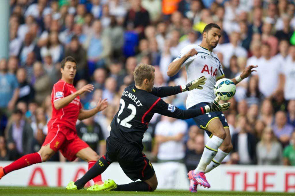 Football - FA Premier League - Tottenham Hotspur FC v Liverpool FC