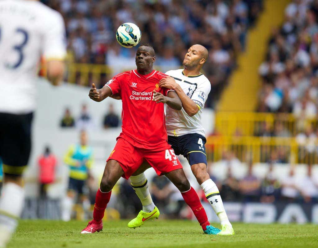 Football - FA Premier League - Tottenham Hotspur FC v Liverpool FC