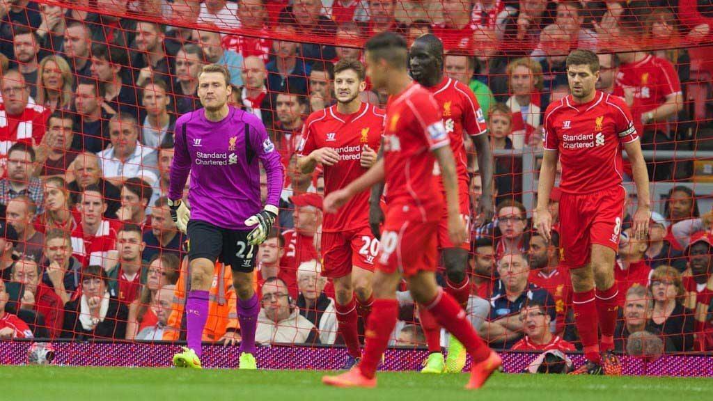 Football - FA Premier League - Liverpool FC v Aston Villa FC