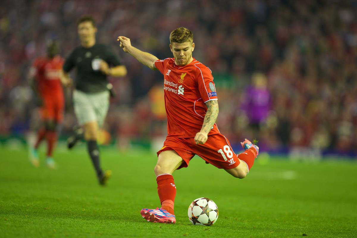 LIVERPOOL: HAS MORENO MASTERED OUR PROBLEM POSITION?