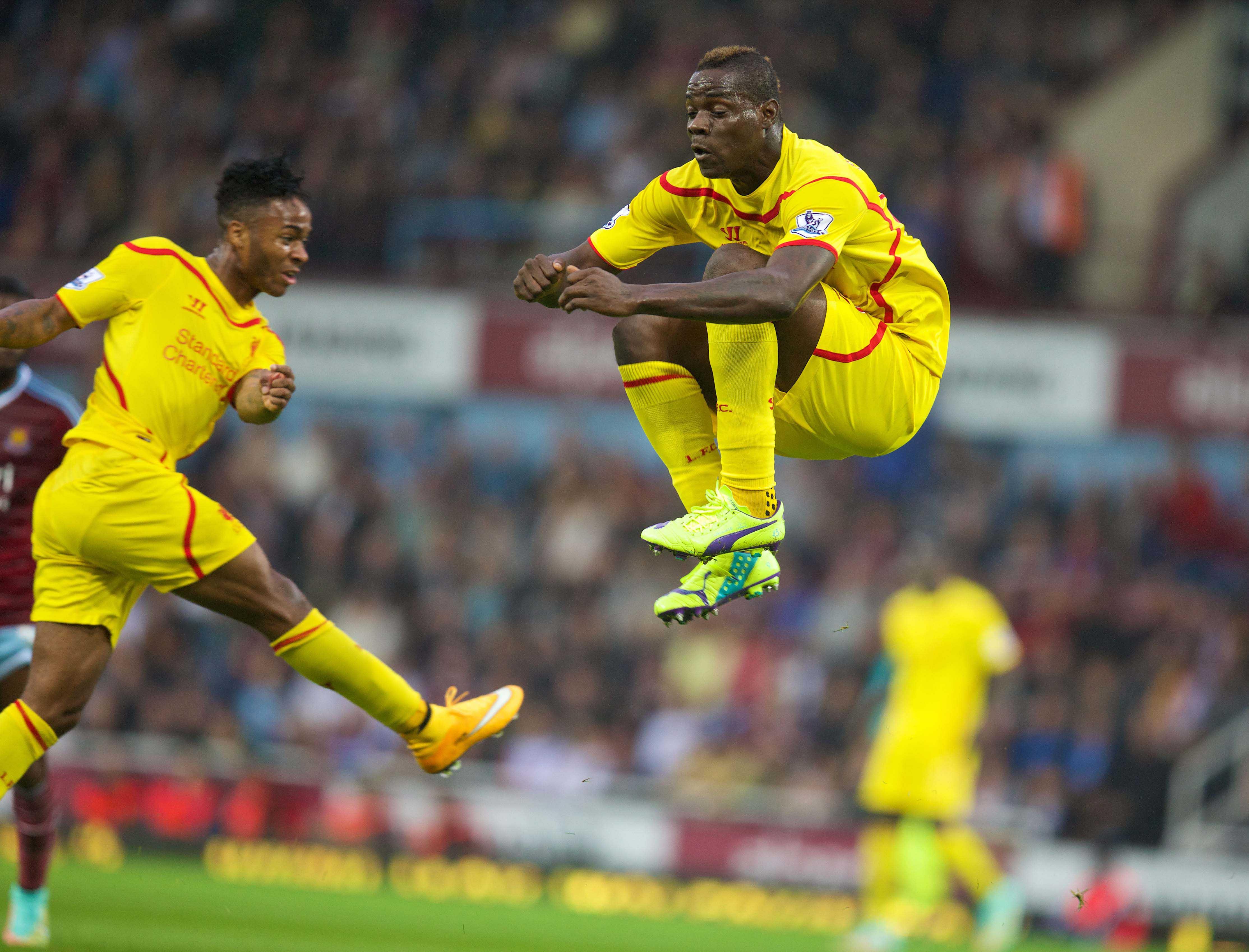Football - FA Premier League - West Ham United FC v Liverpool FC