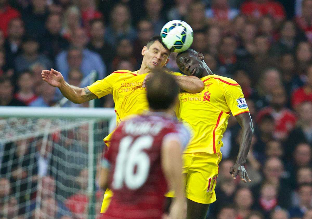 LIVERPOOL: GETTING HAMMERED
