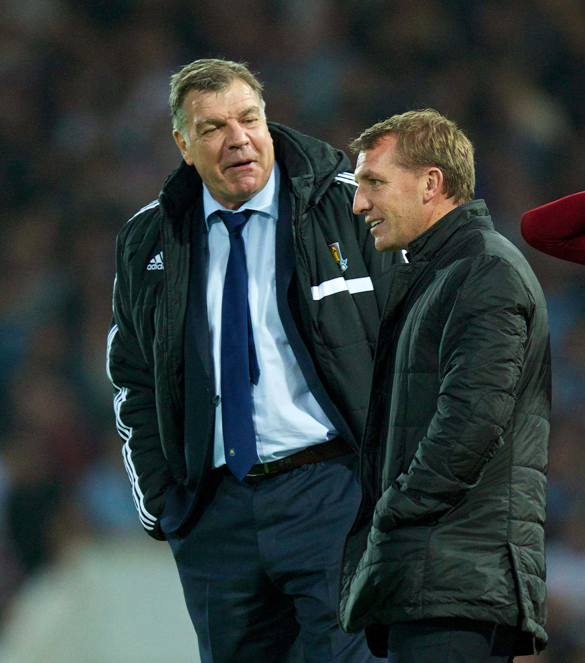 LIVERPOOL: STRUGGLING TO FEEL THE VIBE