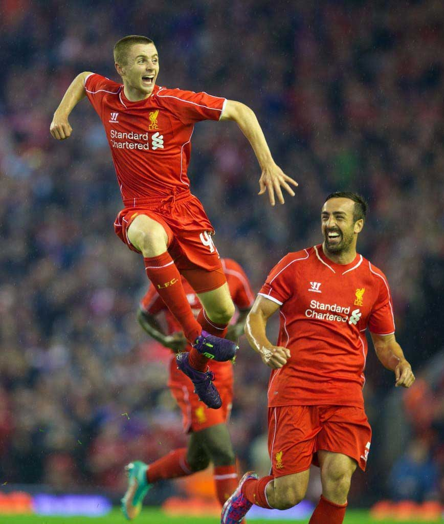 Football - Football League Cup - 3rd Round - Liverpool FC v Middlesbrough FC