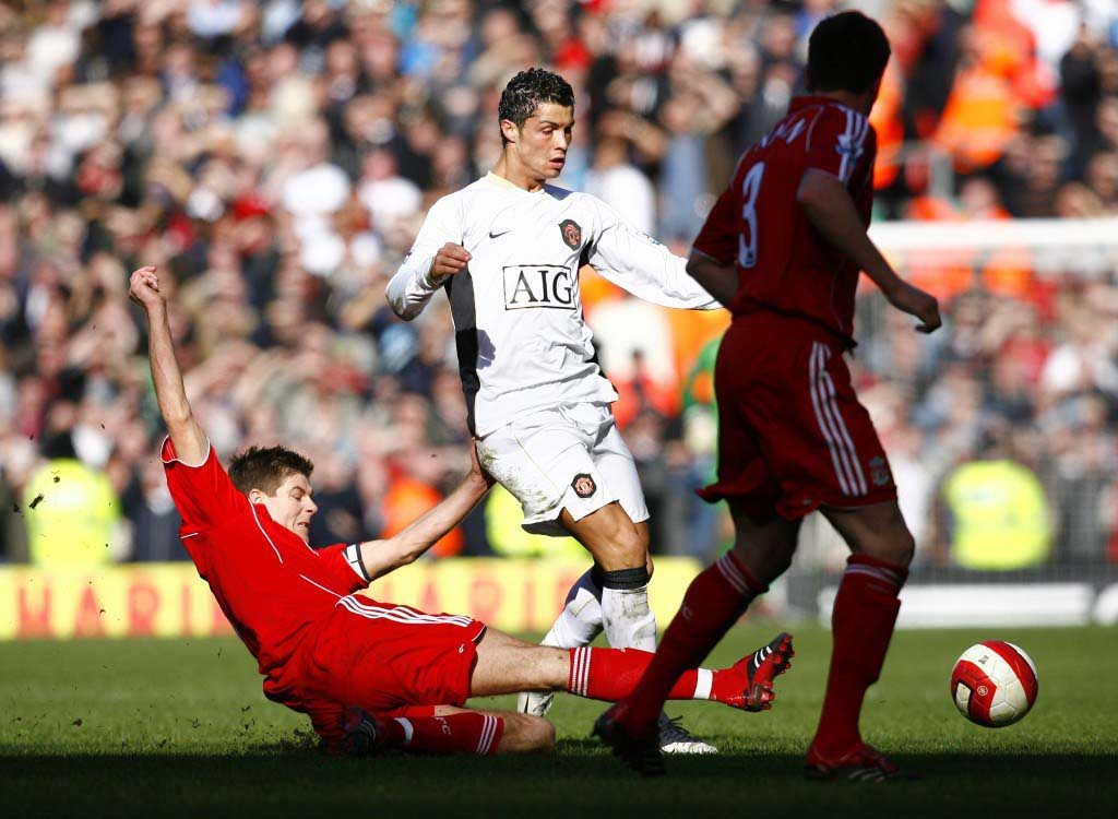 Football - FA Premier League - Liverpool FC v Manchester United FC