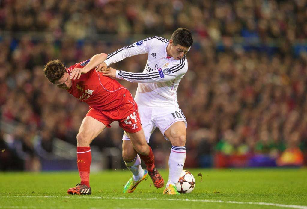 European Football - UEFA Champions League - Group B - Liverpool FC v Real Madrid CF