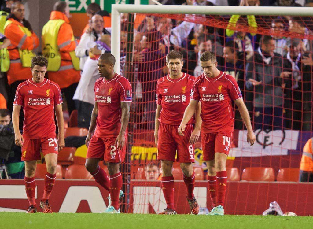 European Football - UEFA Champions League - Group B - Liverpool FC v Real Madrid CF
