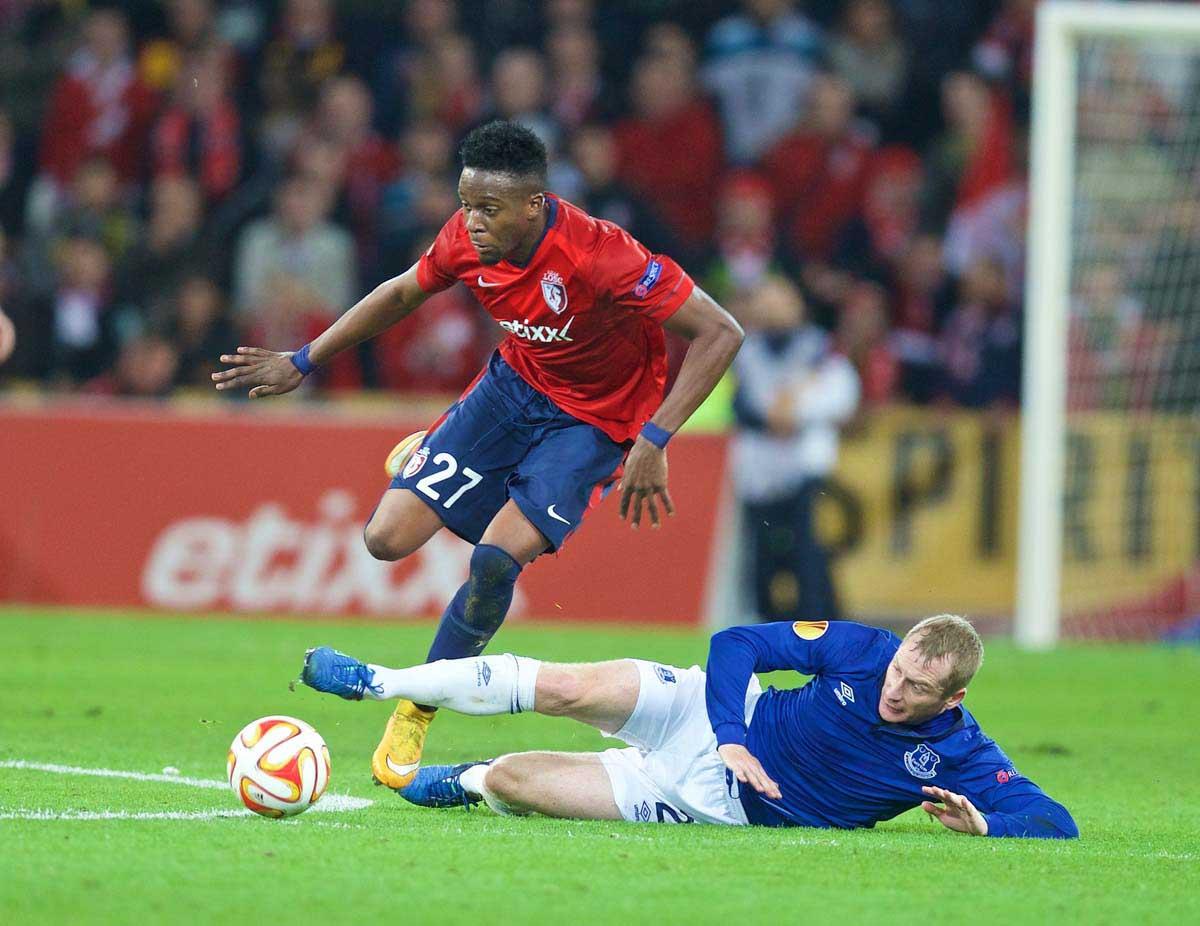 European Football - UEFA Europa League - Group H - Lille OSC v Everton FC