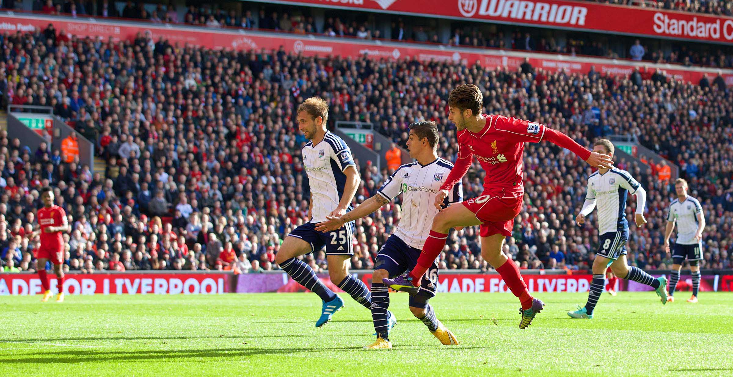 NEIL ATKINSON'S MATCH REVIEW: LIVERPOOL 2 WEST BROM 1