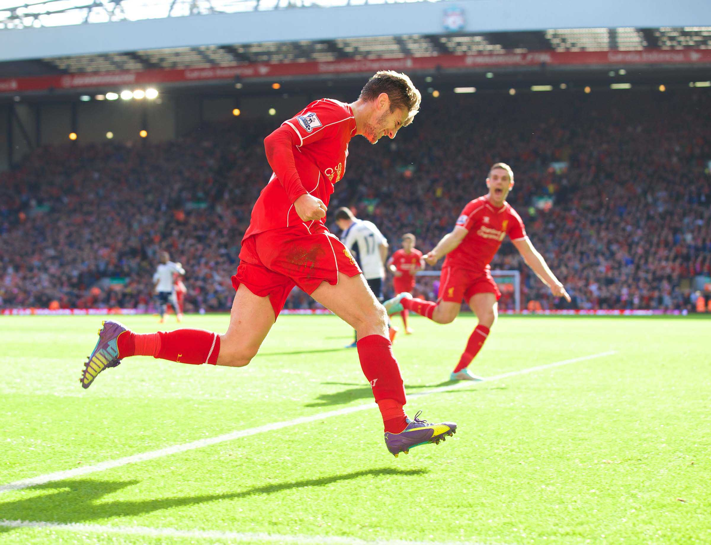 Football - FA Premier League - Liverpool FC v West Bromwich Albion FC