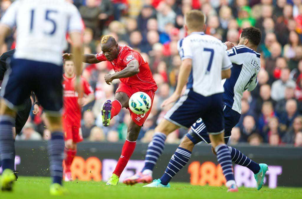 Football - FA Premier League - Liverpool FC v West Bromwich Albion FC