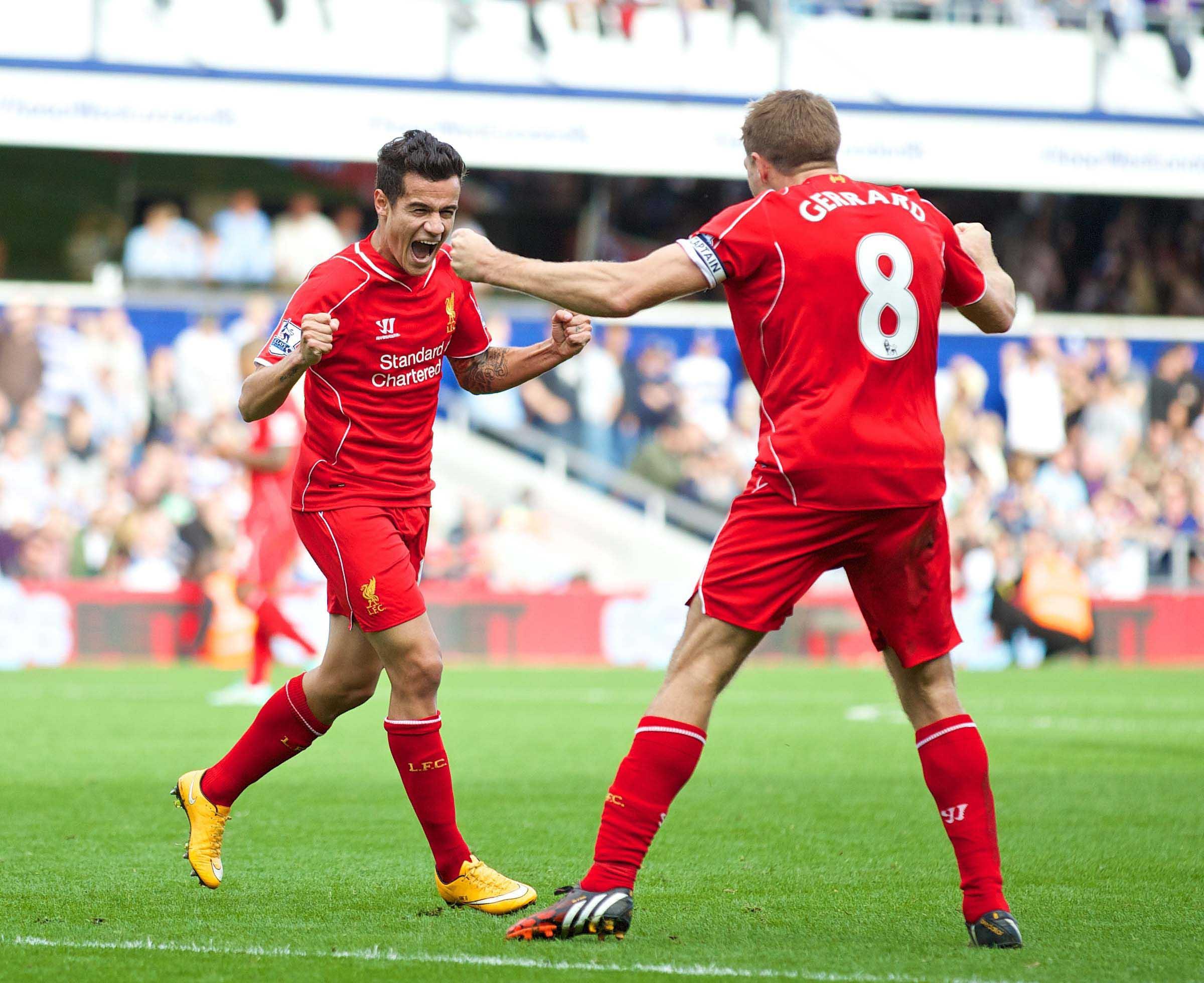 Football - FA Premier League - Queens Park Rangers FC v Liverpool FC