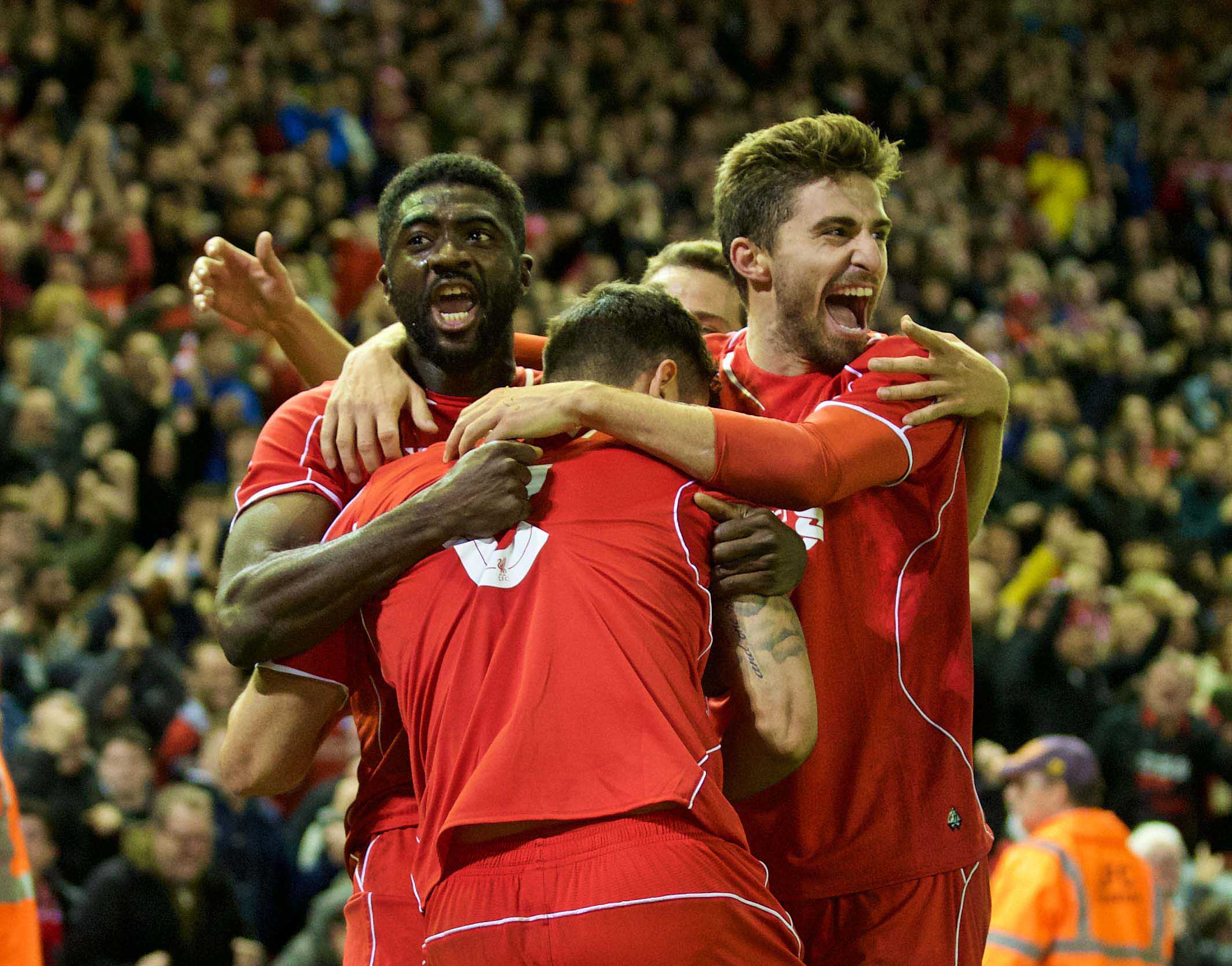 LIVERPOOL 2 SWANSEA CITY 1