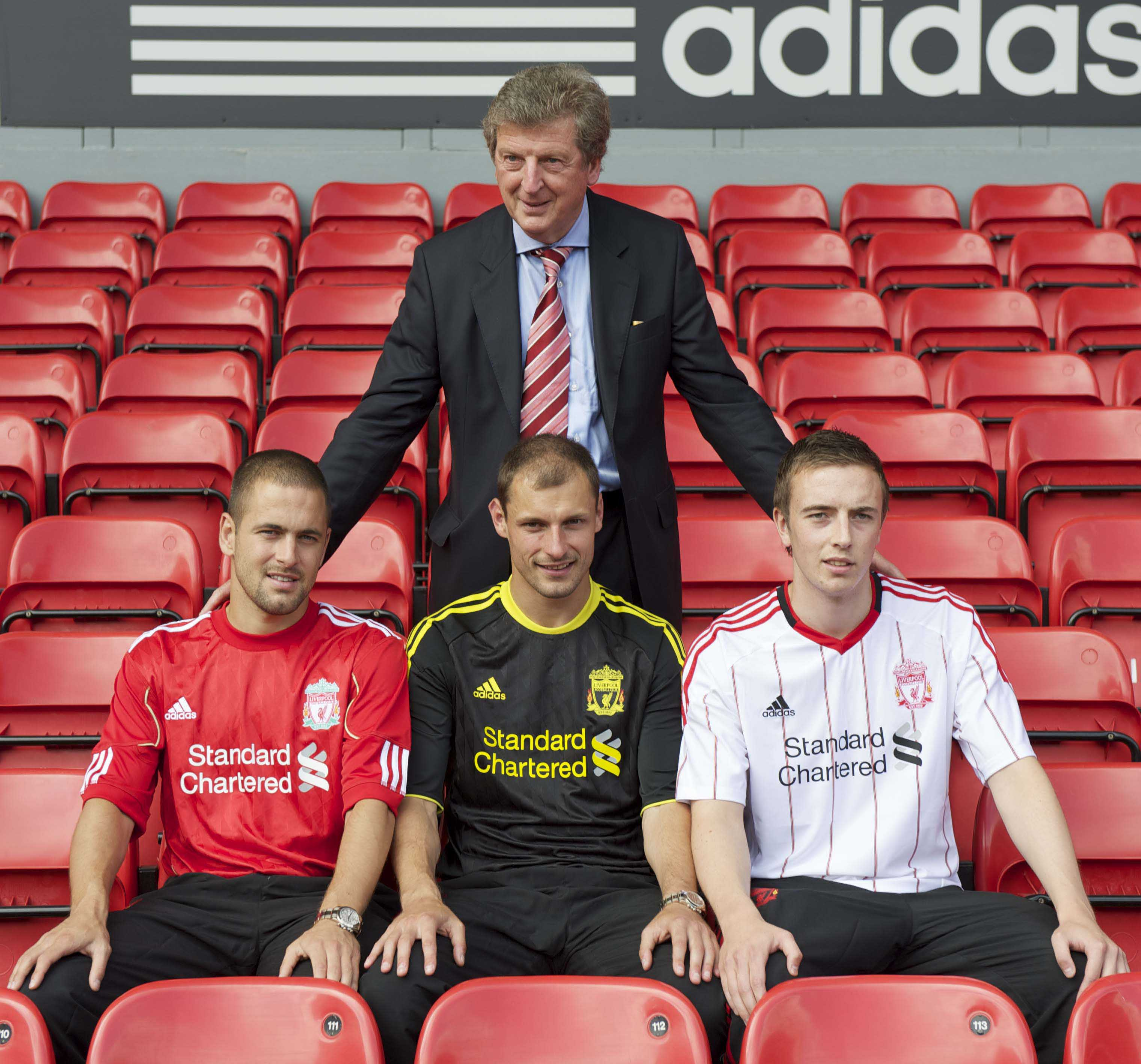 Football - Liverpool FC new signings