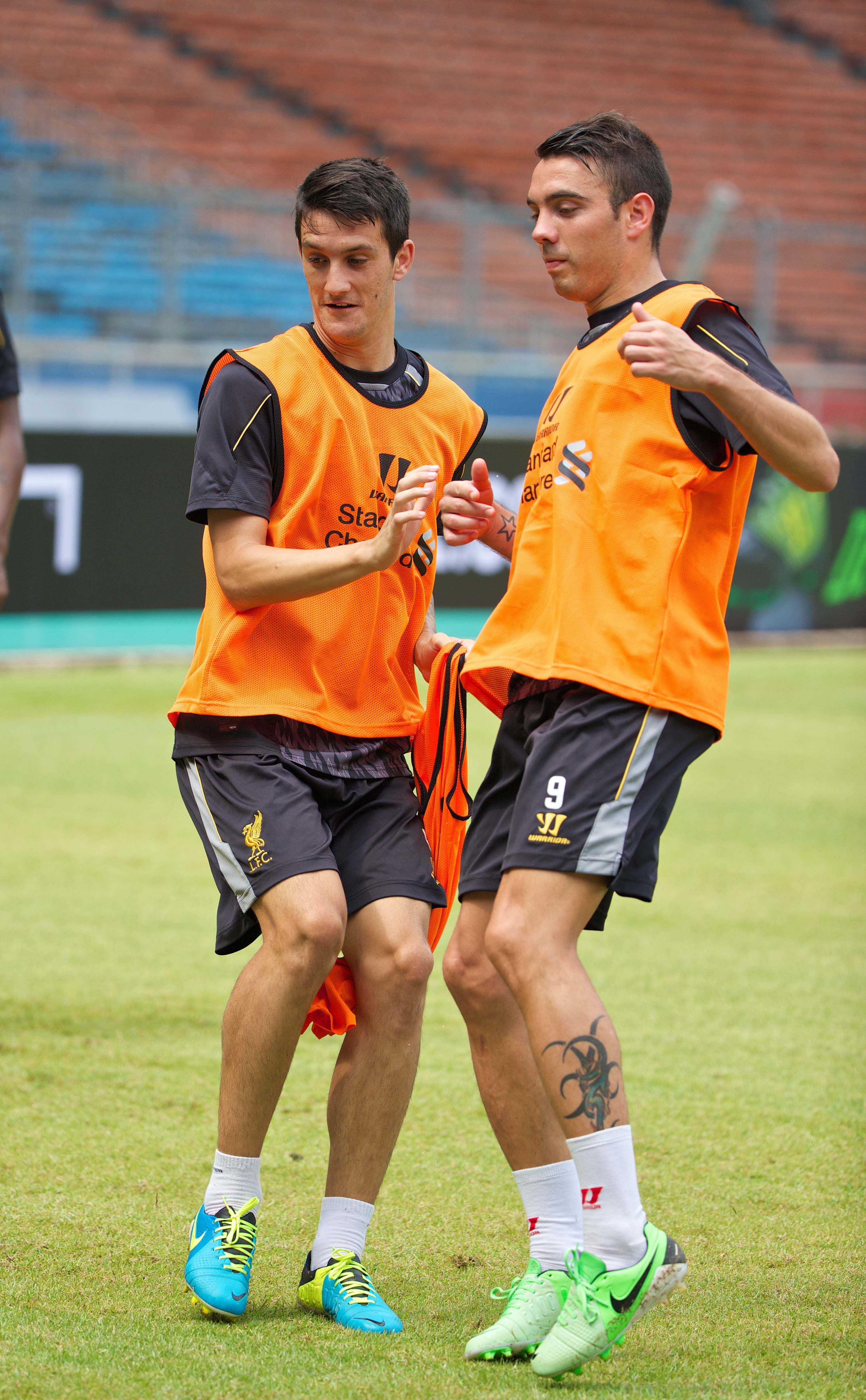 Football - Liverpool FC Preseason Tour 2013 - Indonesia