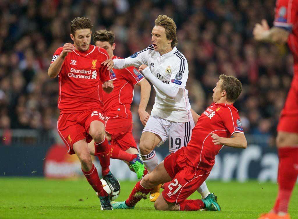 European Football - UEFA Champions League - Group B - Real Madrid CF v Liverpool FC