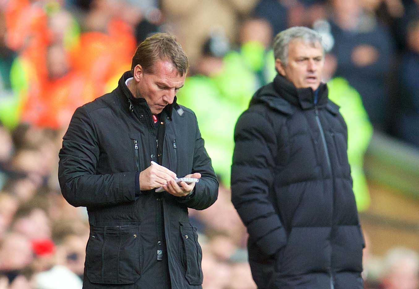 Football - FA Premier League - Liverpool FC v Chelsea FC