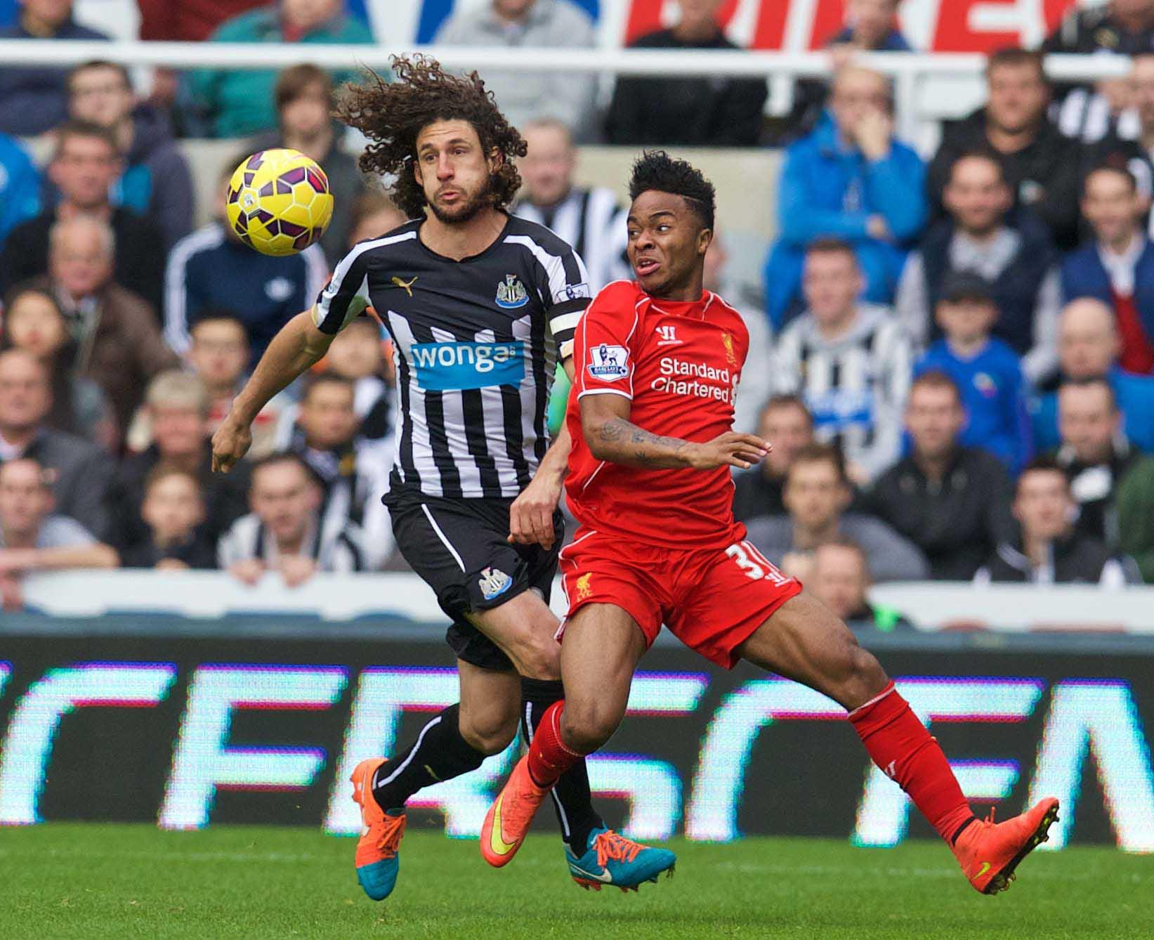 Football - FA Premier League - Newcastle United FC v Liverpool FC
