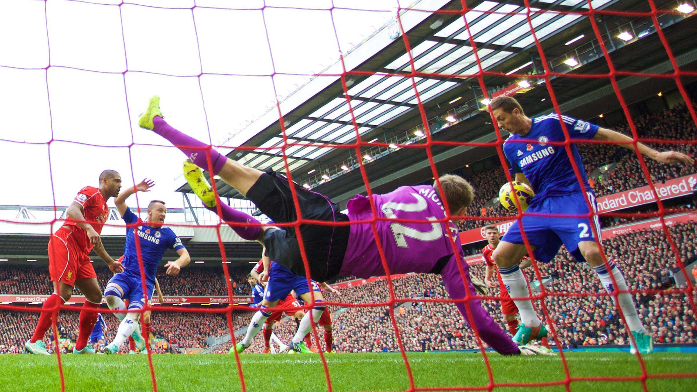 NEIL ATKINSON'S MATCH REVIEW: LIVERPOOL 1 CHELSEA 2