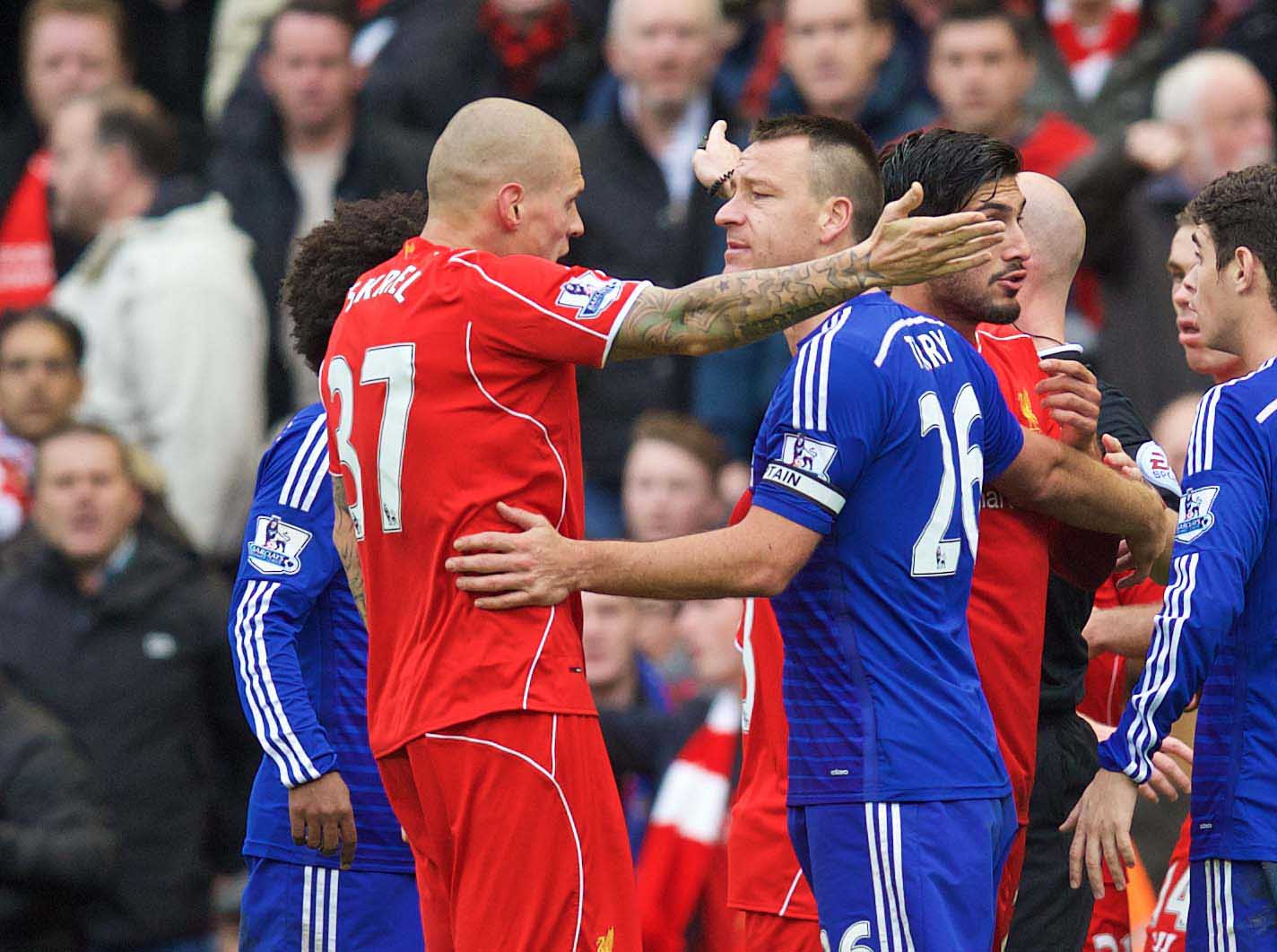 LIVERPOOL: RODGERS HAS PILED THE PRESSURE ON HIMSELF