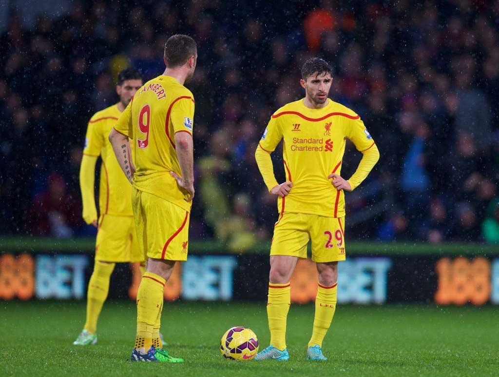 Football - FA Premier League - Crystal Palace FC v Liverpool FC