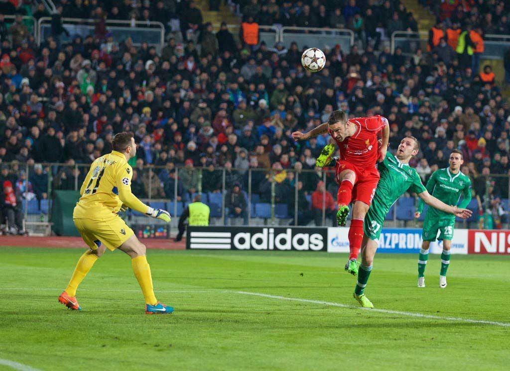 European Football - UEFA Champions League - Group B - PFC Ludogorets Razgrad v Liverpool FC
