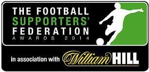 ANFIELD WRAP, JAMIE CARRAGHER AND TONY BARRETT UP FOR FSF AWARDS