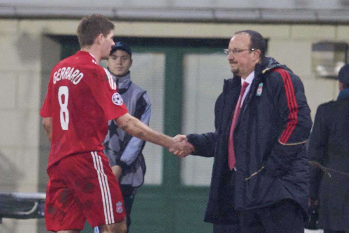 European Football - UEFA Champions League - Group E Matchday 5 - Debreceni VSC v Liverpool FC