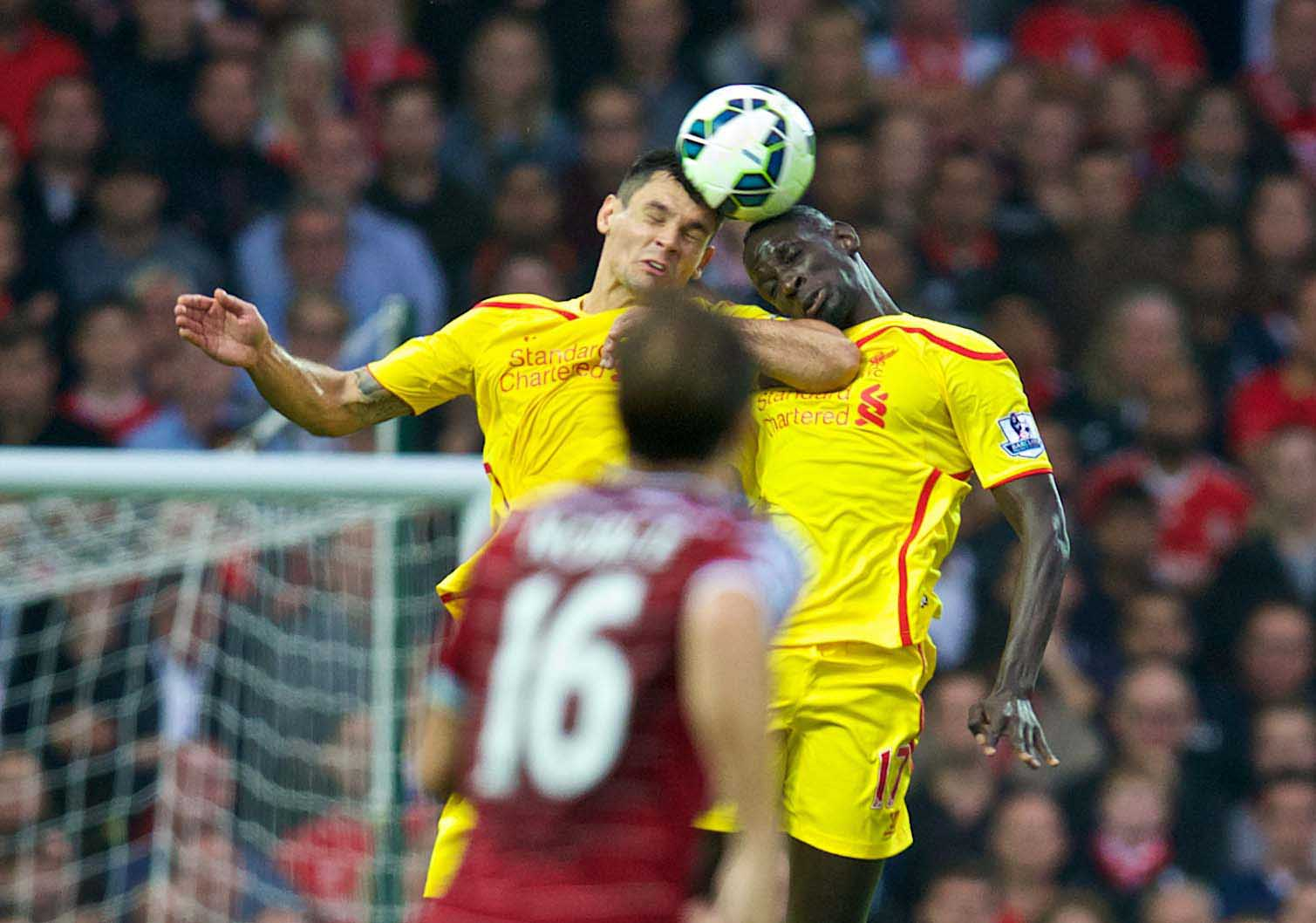 Football - FA Premier League - West Ham United FC v Liverpool FC