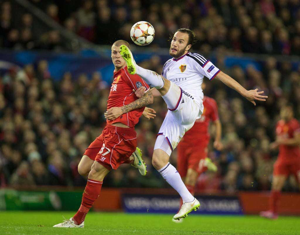 European Football - UEFA Champions League - Group B - Liverpool FC v FC Basel