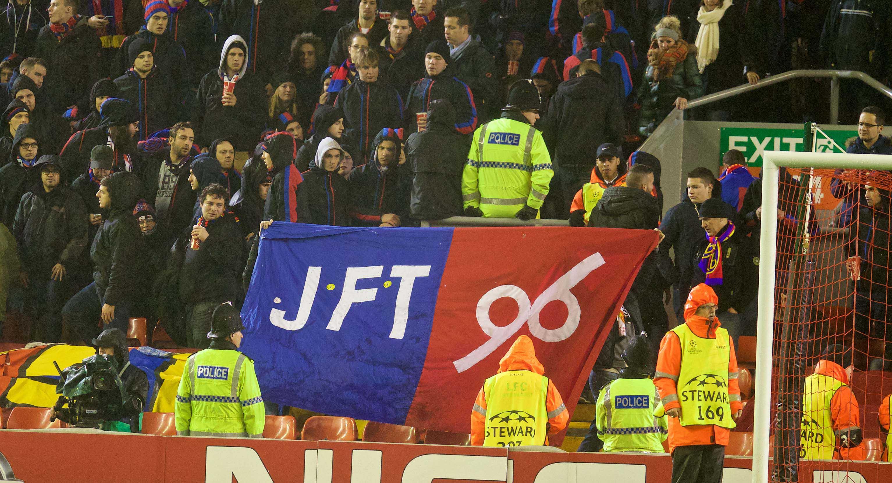 European Football - UEFA Champions League - Group B - Liverpool FC v FC Basel