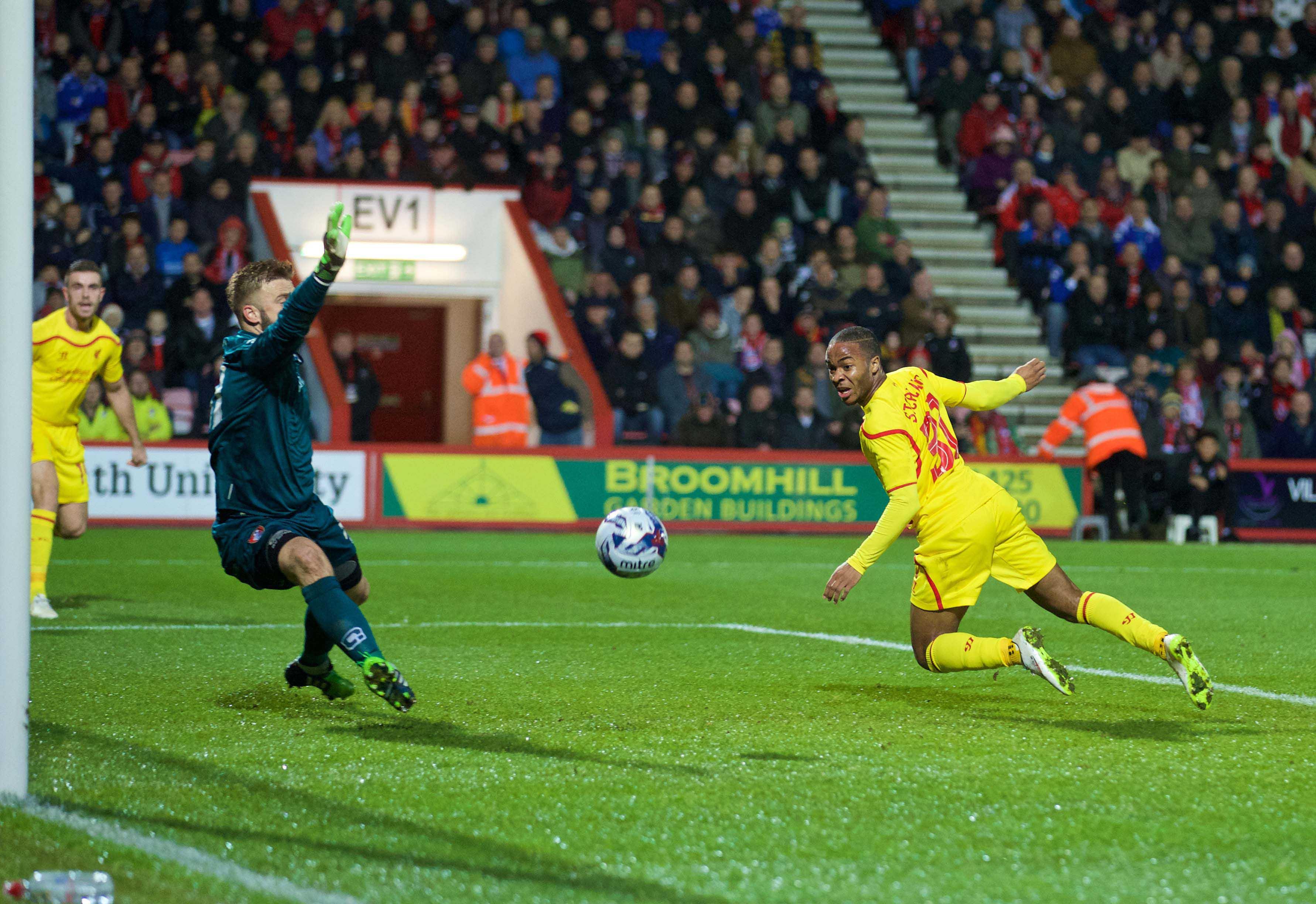 Football - Football League Cup - Quarter-Final - AFC Bournemouth v Liverpool FC