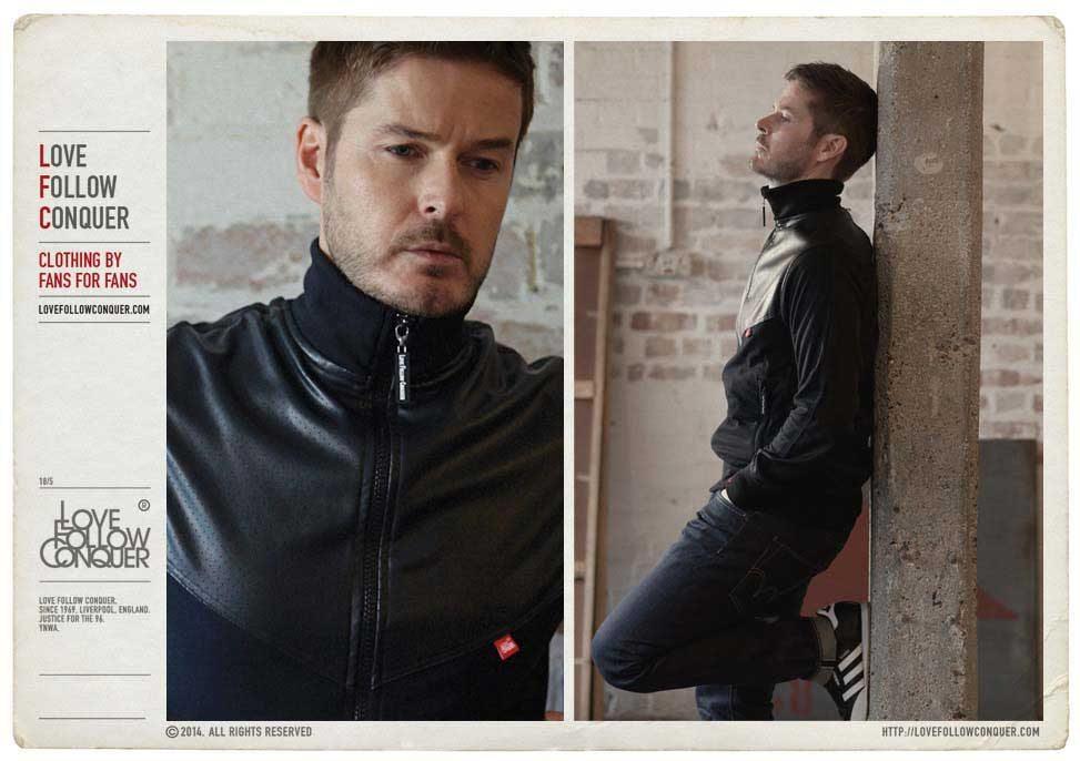 Rome 77 LFC track jacket