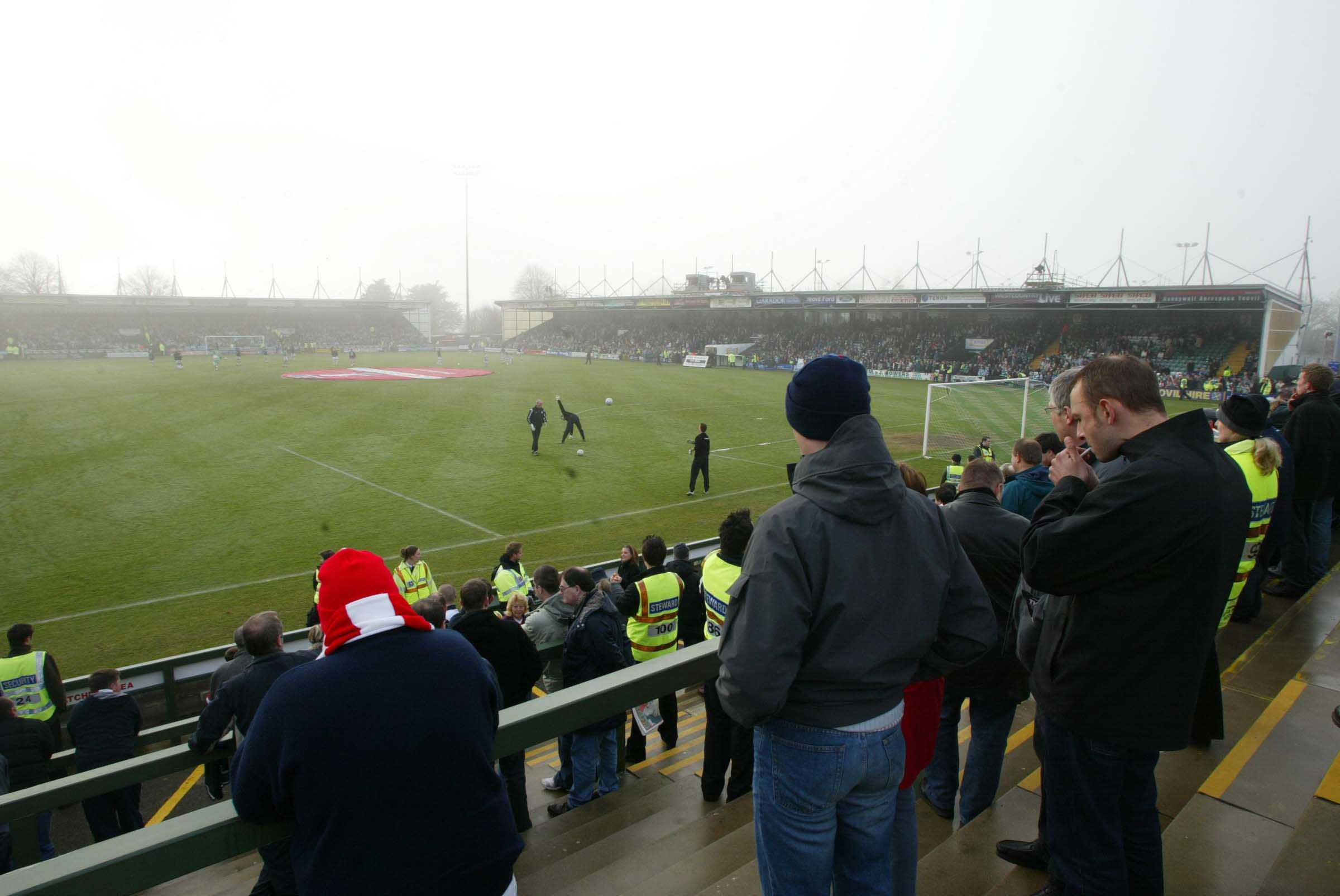 Football - FA Cup - 3rd Round - Yeovil Town FC v Liverpool FC