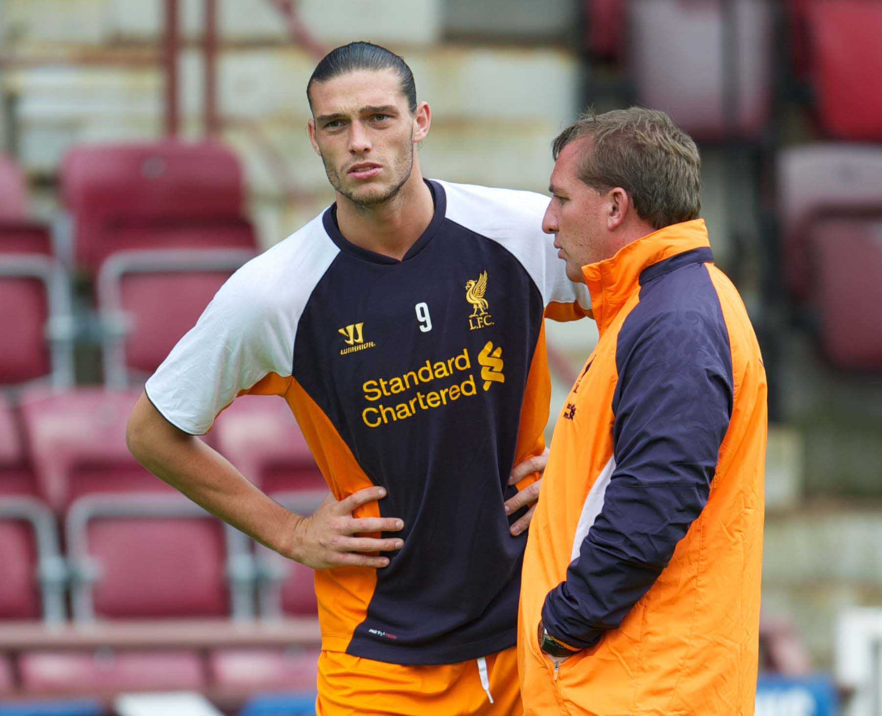 BRENDAN RODGERS AND ANDY CARROLL: THE LYING GAME