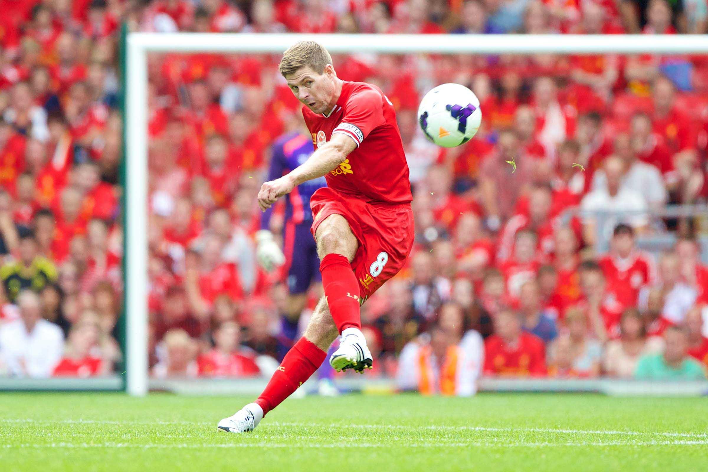 Football - Preseason Friendly - Liverpool FC v Olympiakos CFP