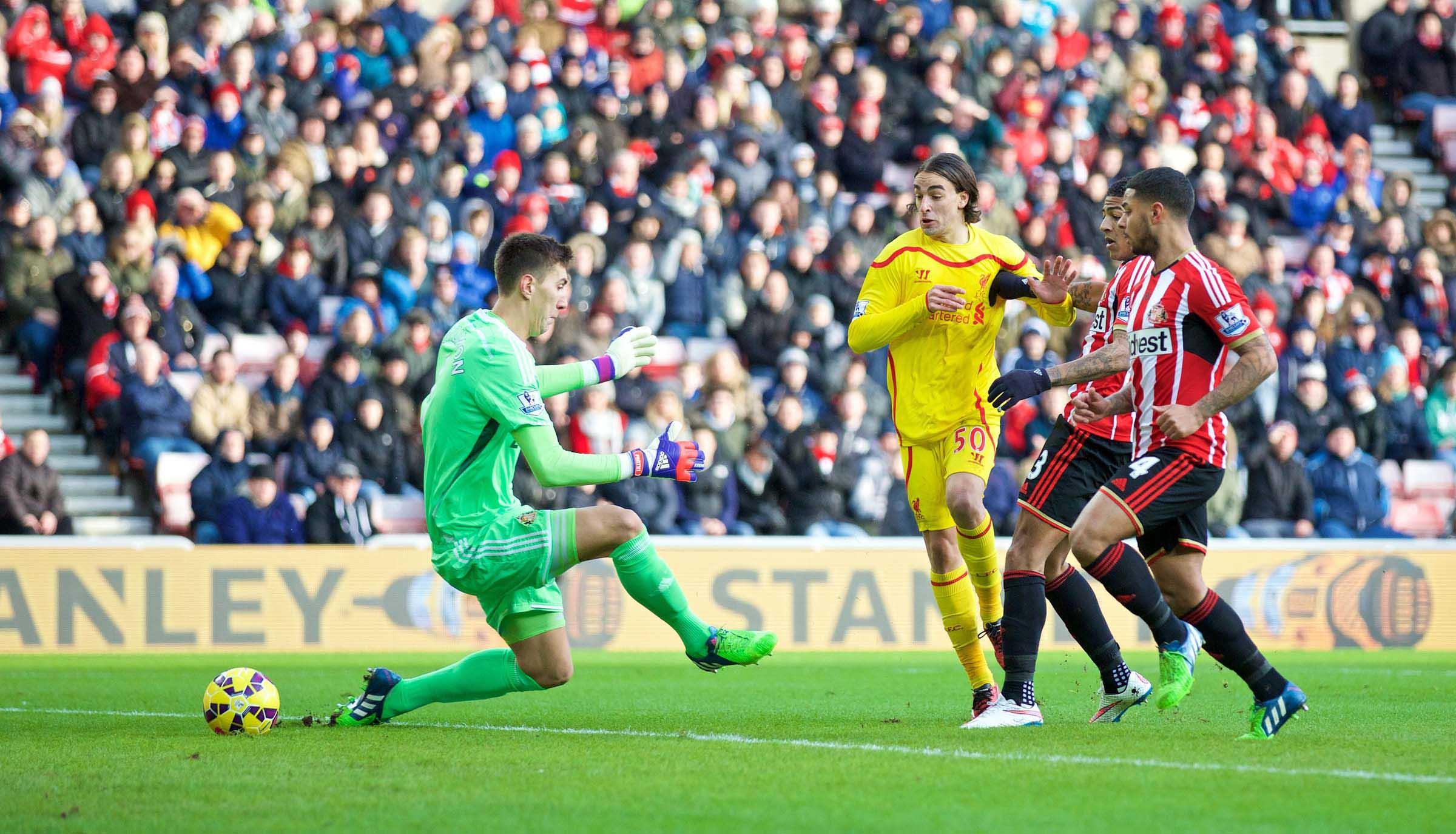 Football - FA Premier League - Sunderland AFC v Liverpool FC