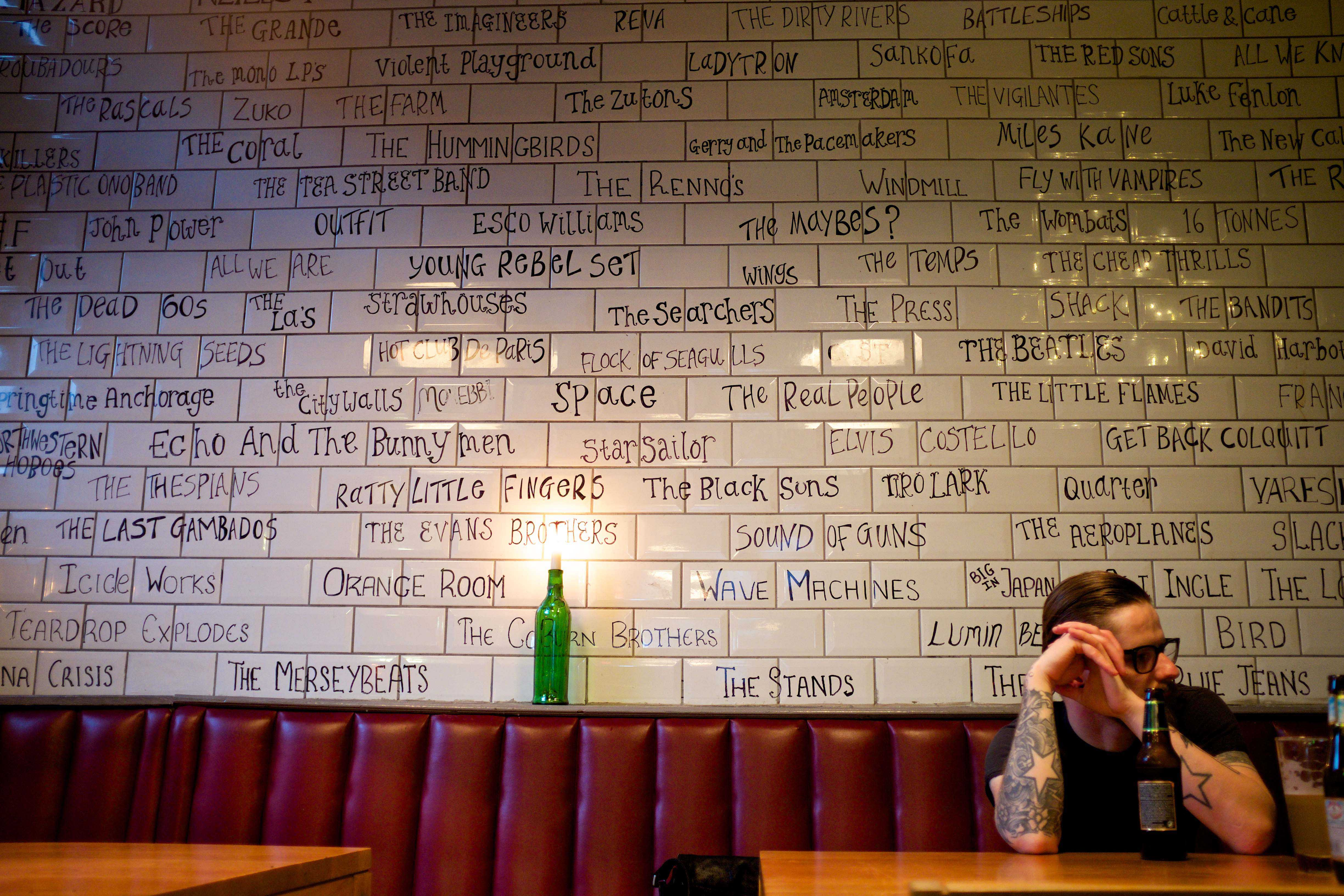 Pubs and Bars of Liverpool